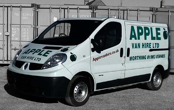 Apple Van Hire